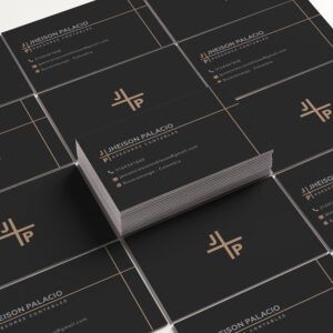 Perspective Business Cards MockUp 2